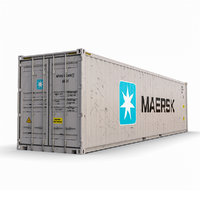40 feet High Cube Maersk shipping container
