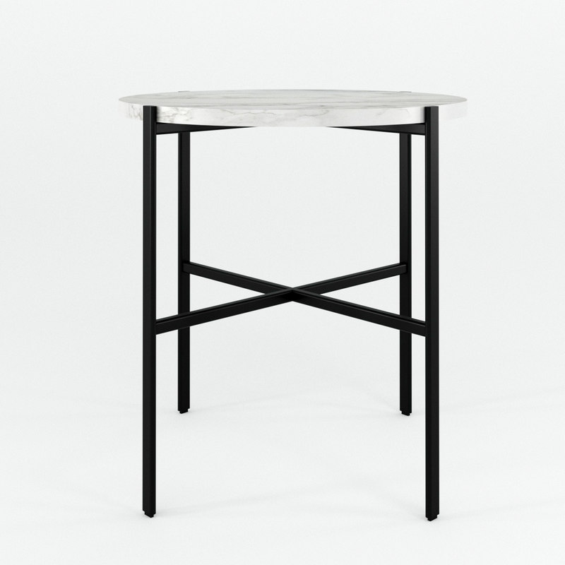 outline coffee table 3D