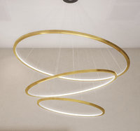 DELTALIGHT Superloop ceiling light