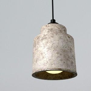 lego natur chandelier model