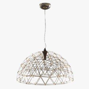 3D moooi raimond dome model