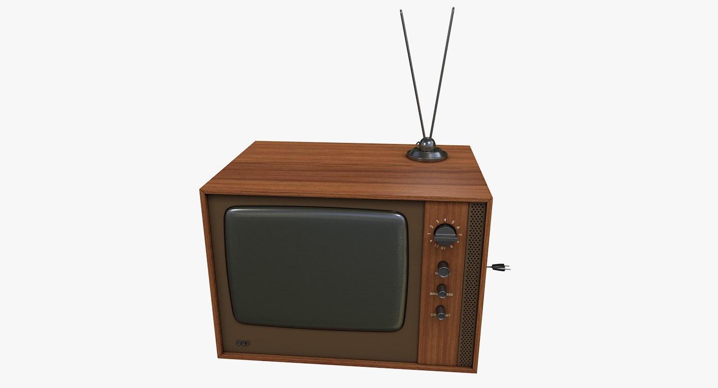3D tv set