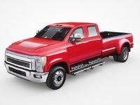 3D generic pickup v3
