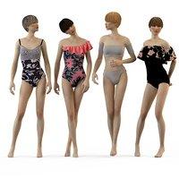 swimwear 2018 bikini girls model