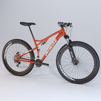 "Specialized Epic Comp ""The red version"