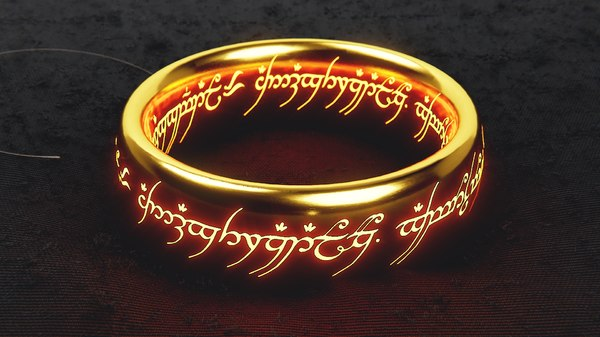 lord rings 3D