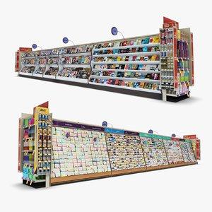 aisle 11 - model