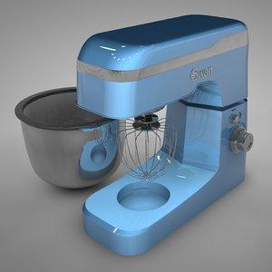 stand mixer swan l003 3D model