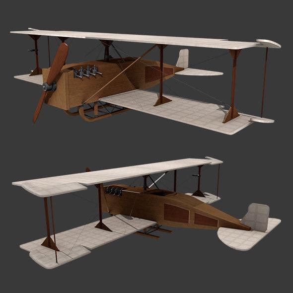 gyrostabilizer 3D model