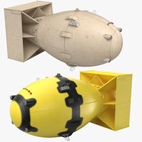 Fat Man Nuclear Bomb Collection