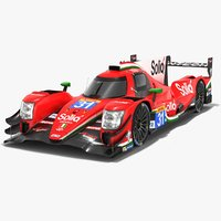 dragonspeed oreca 07 lmp2 model