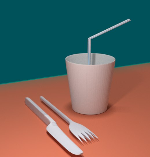 3D picnic tools