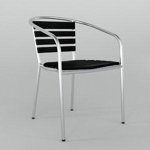 alunda stool 3D model