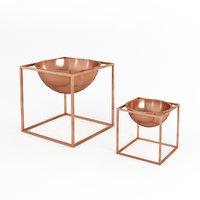 kubus bowl 3D model