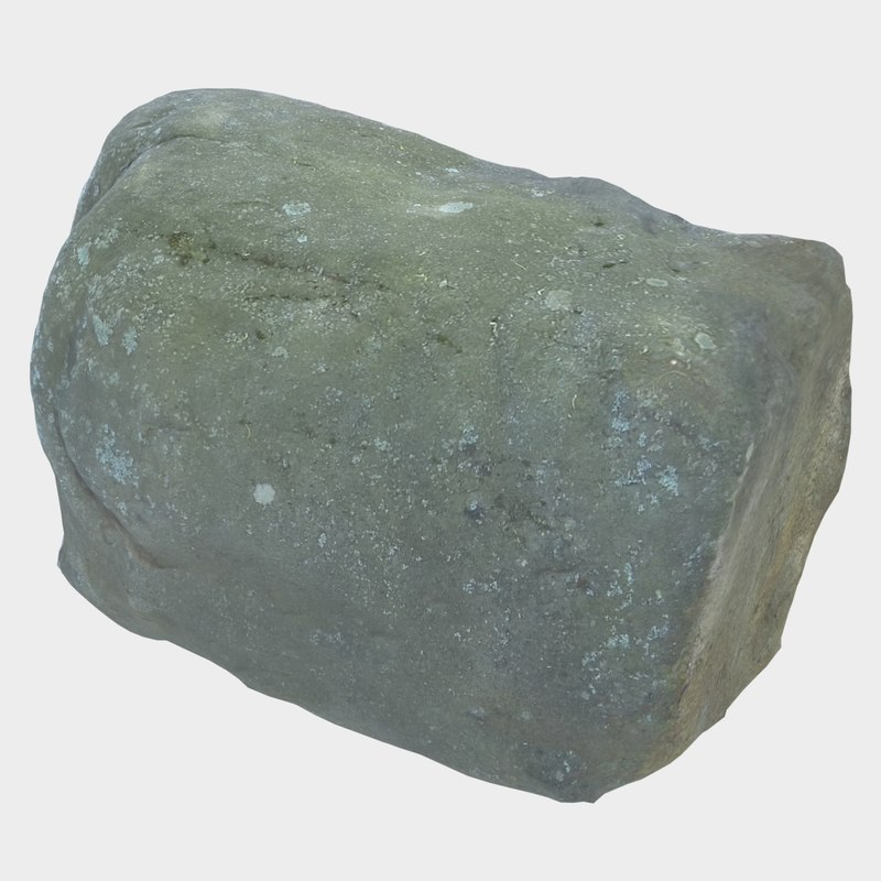 large rock 3D