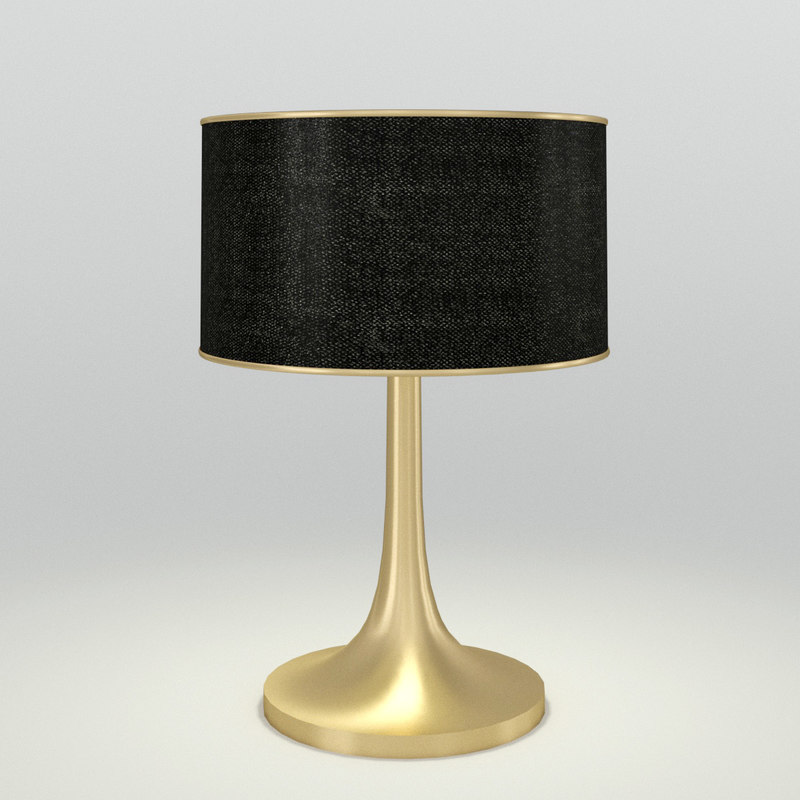 3D lucy lamp
