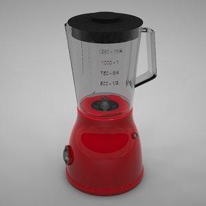 blender l004 3D model