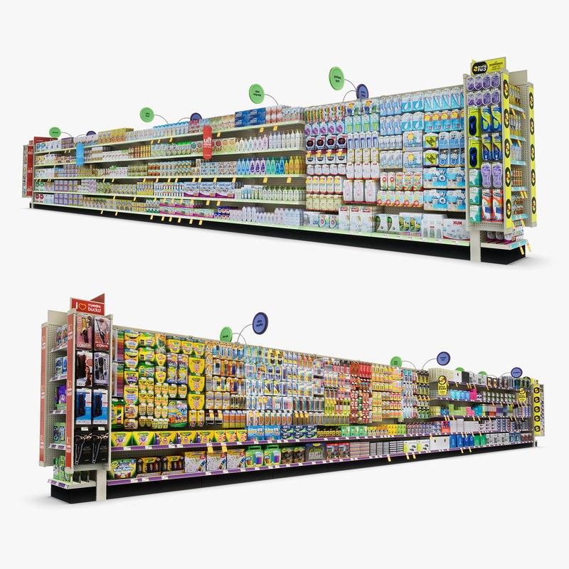 3D aisle 12 -
