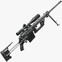 CheyTac M200 Intervention Sniper Rifle