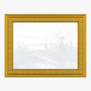frame picture v23 3D model