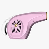 hair dryer antique l005 3D