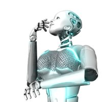 Woman Robot WNT 1300 Android