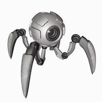 Spider Spy Robot