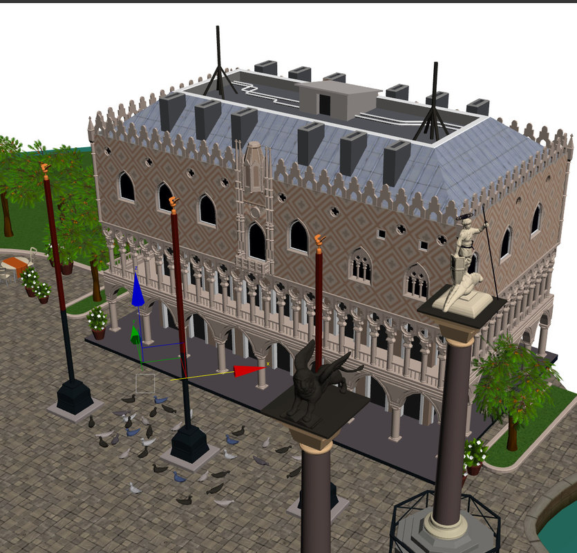 s marco san 3D model