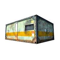 living cargo 3D model