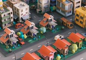 3D model building modelling games ar