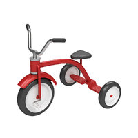 tricycle modal materials 3D