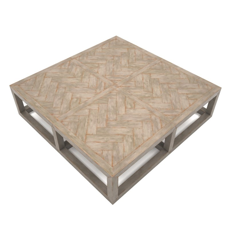 coffee table 3D