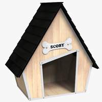 pet dog house model