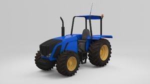 3D agri truck