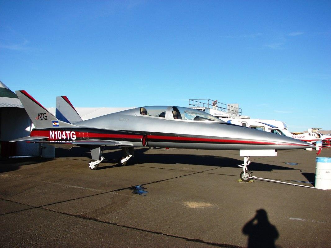 javelin seat business jet 3D
