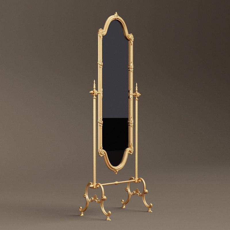 riperlamp mirror 824b 3D