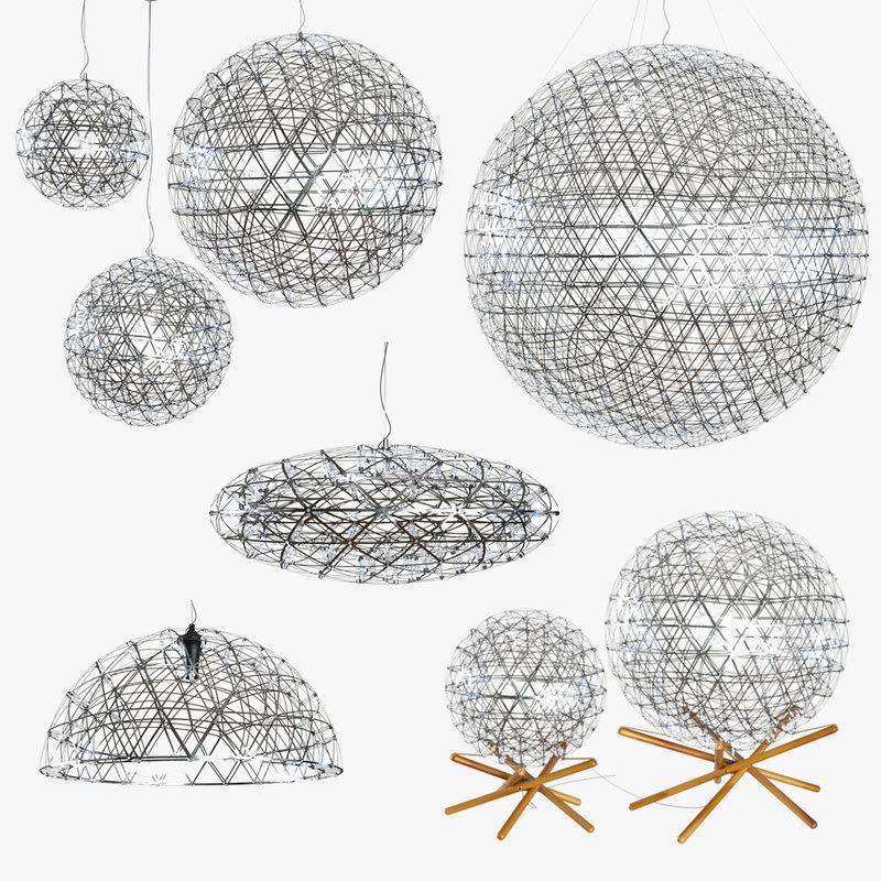 3D raimond floor dome