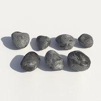 stones pack model