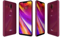 3D model lg g7 thinq raspberry