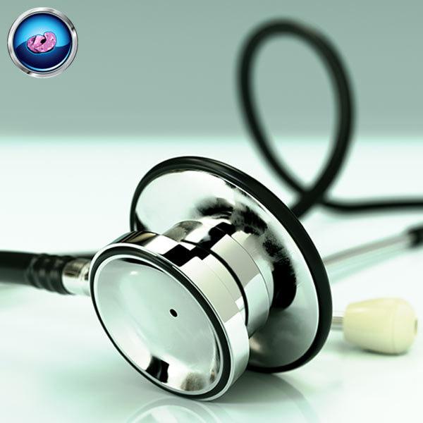 stethoscope tp001medical 3D model
