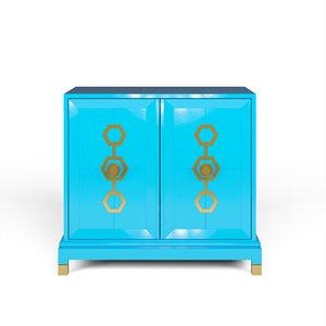 3D turner cabinet