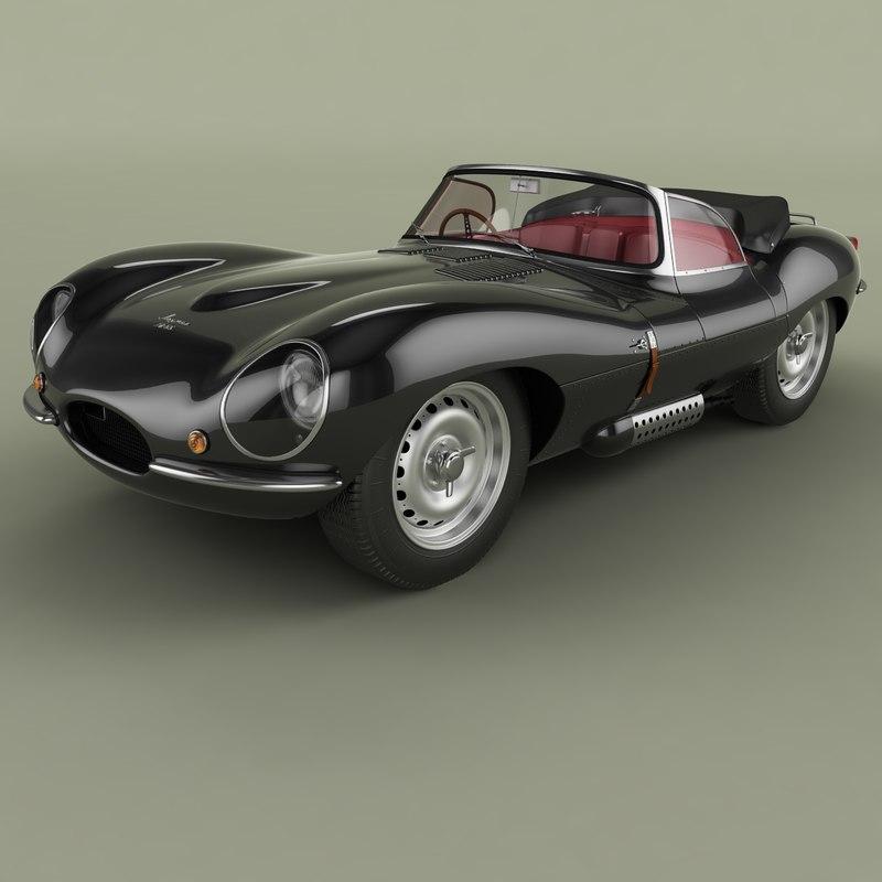 1956 xkss model