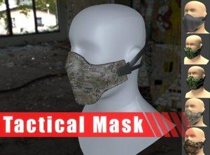 tactical mask model