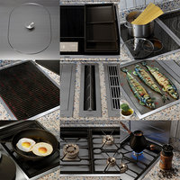 Gaggenau Vario 400 tableware set with assets