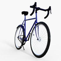 mischief bicycle 3D model