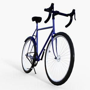 mischief bicycle 3D model