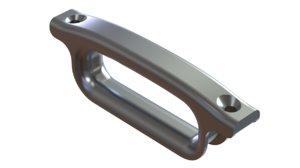 3D handle solidworks cad