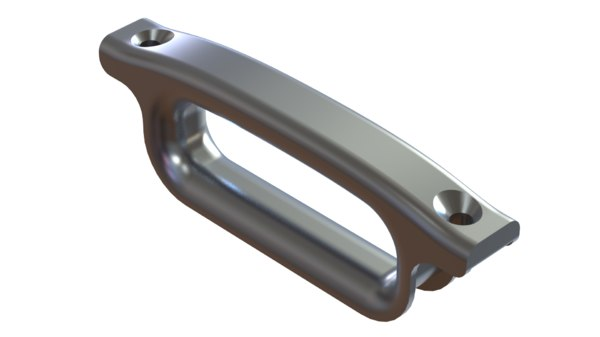 3D handle solidworks cad