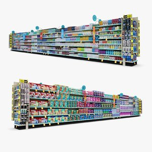 aisle 13 - model