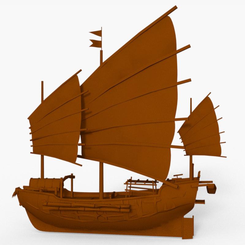 mischief dharma 3D model